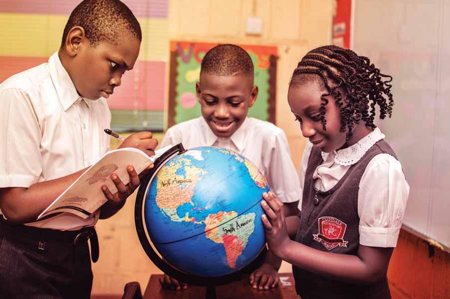 Value based education at Kerridale Preparatory School